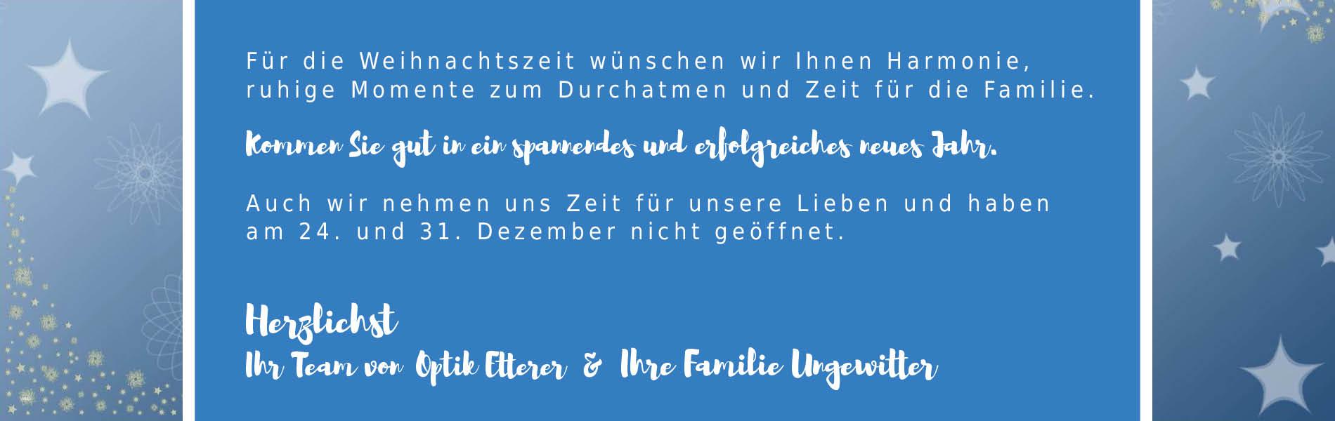 2018_etterer_Weihnachten_Slider_schliessungszeiten